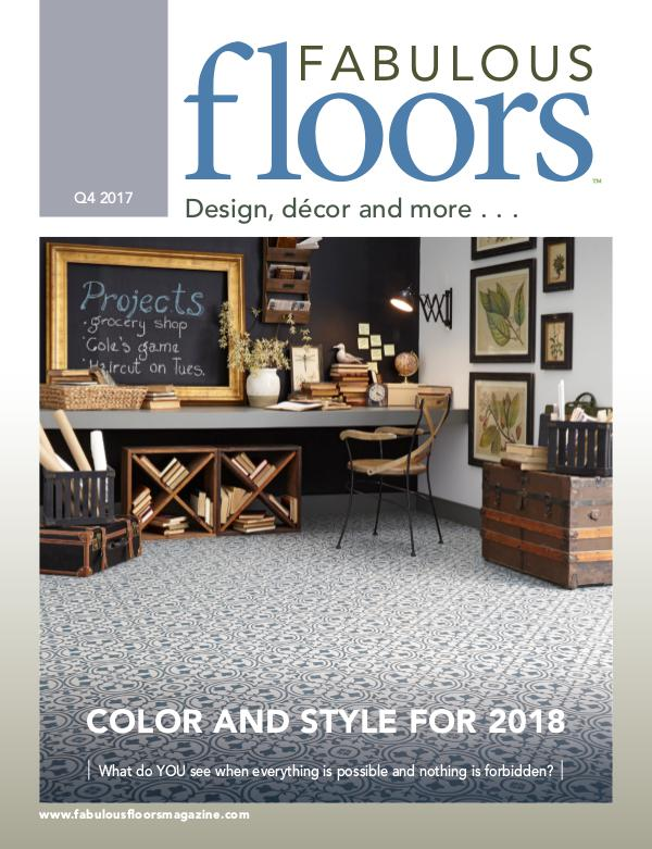 Fabulous Floors 2017 FAB FLOORS SURFACES ISSUE 2018