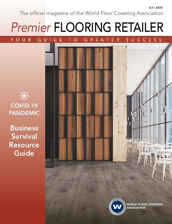 Premier Flooring Retailer Premier Flooring Retailer Magazine - Covid-19 Busi