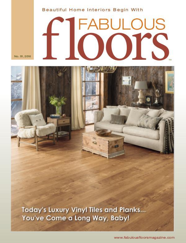 Fabulous Floors Magazine Fabulous Floors Fall 2016