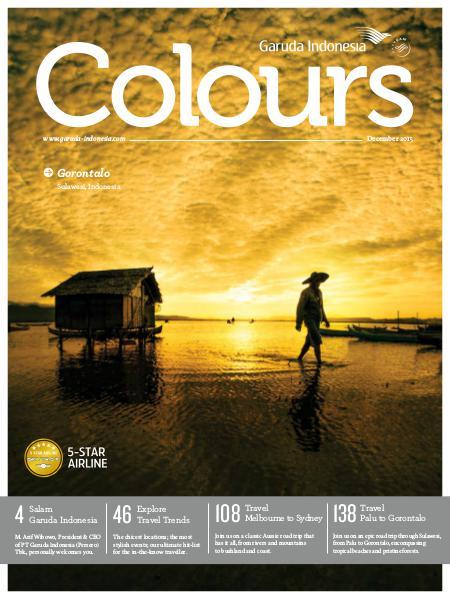 Garuda Indonesia Colours Magazine December 2015