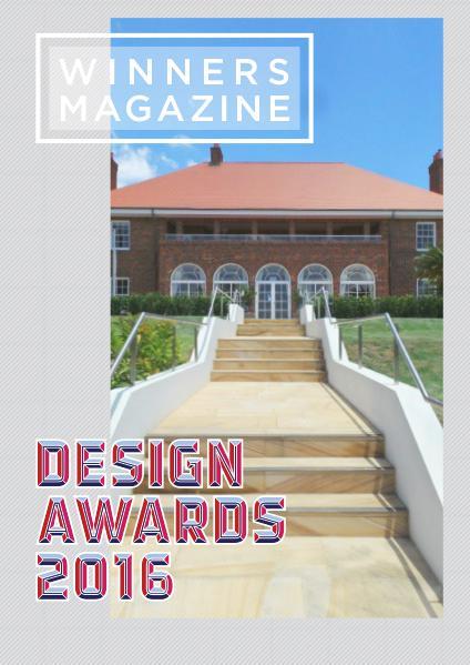 Fenestration Australia Design Awards Winners Magazine 2016
