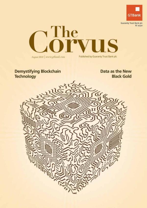 The Corvus Magazine 4th Edition
