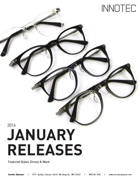 Innotec New Releases January 2016