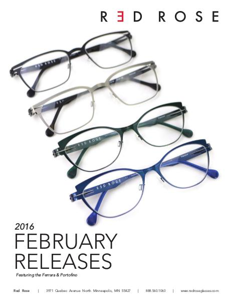 Red Rose New Releases February 2016
