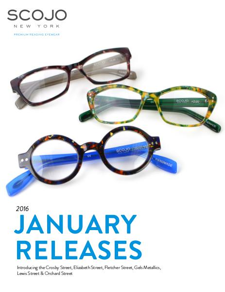Scojo New York New Releases January 2016
