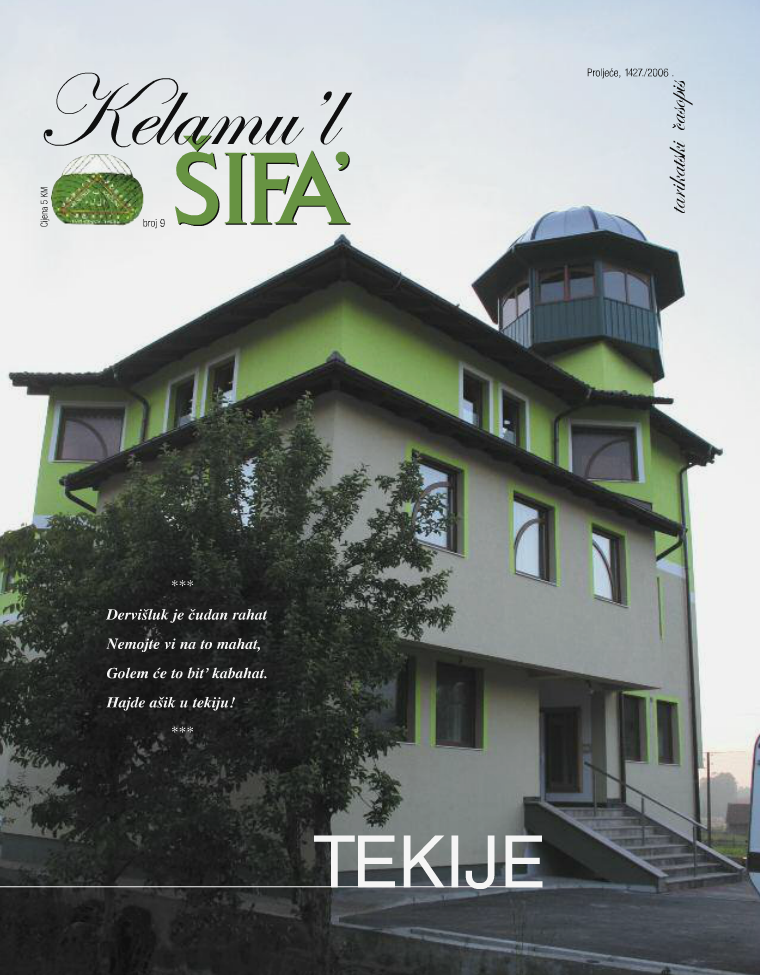 br.9 - Proljeće, 1427./2006.