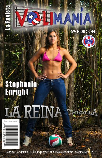 Revista Volimania Quinta Edición Volimania La Revista