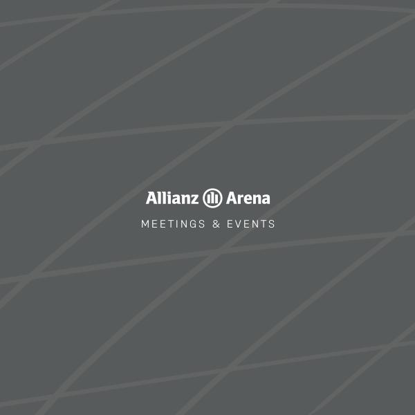 AllianzArena Meetings und Events Allianz Arena_Meetings & Events