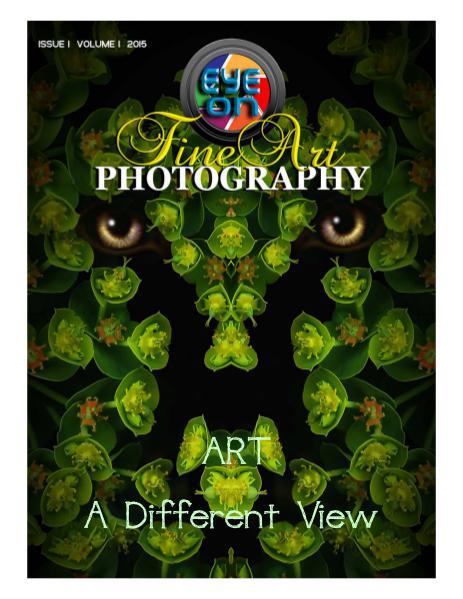 C&T Publications Eye on Fine Art Photography - July 2015