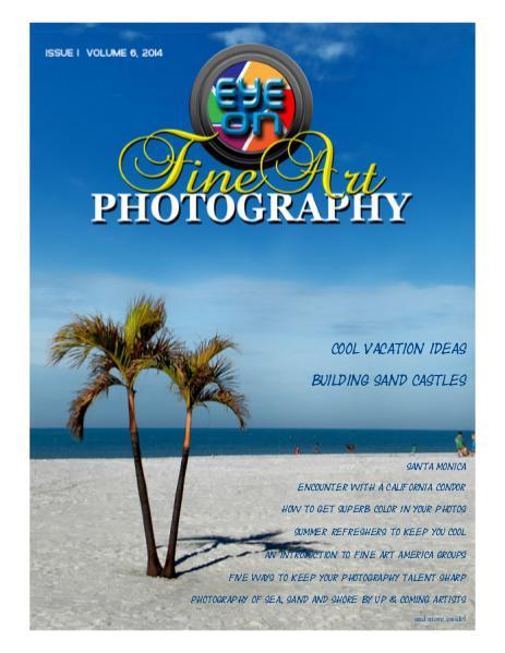 Eye on Fine Art Photography - June 2014