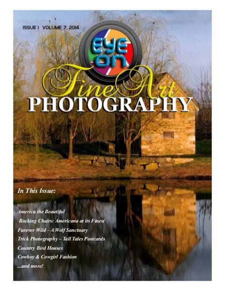 Eye on Fine Art Photography - July 2014