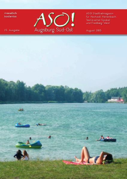 ASO! Augsburg Süd-Ost August 2015