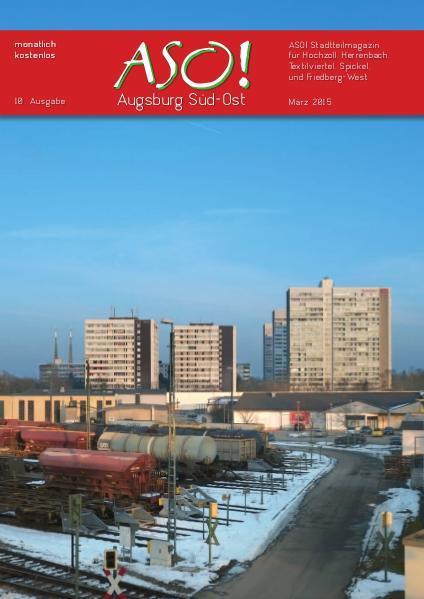 ASO! Augsburg Süd-Ost März 2015