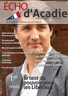 Écho d'Acadie
