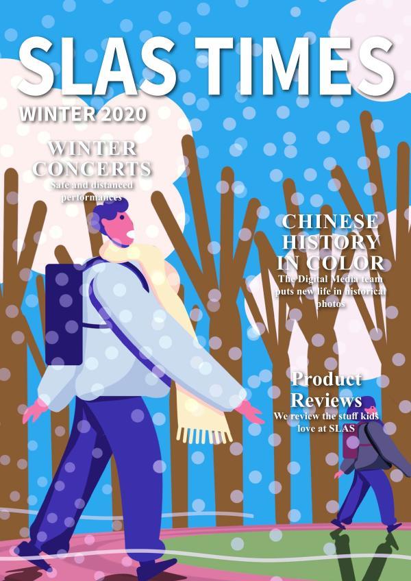 Winter, 2020-2021