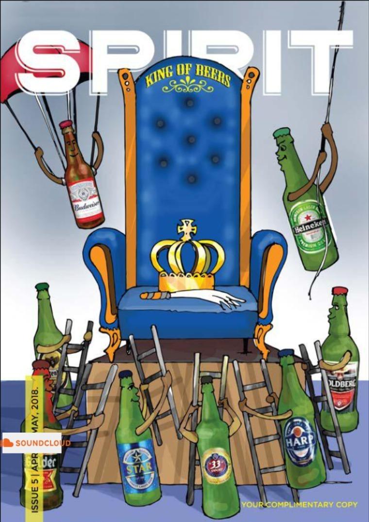Spirit Magazine 5th Edition