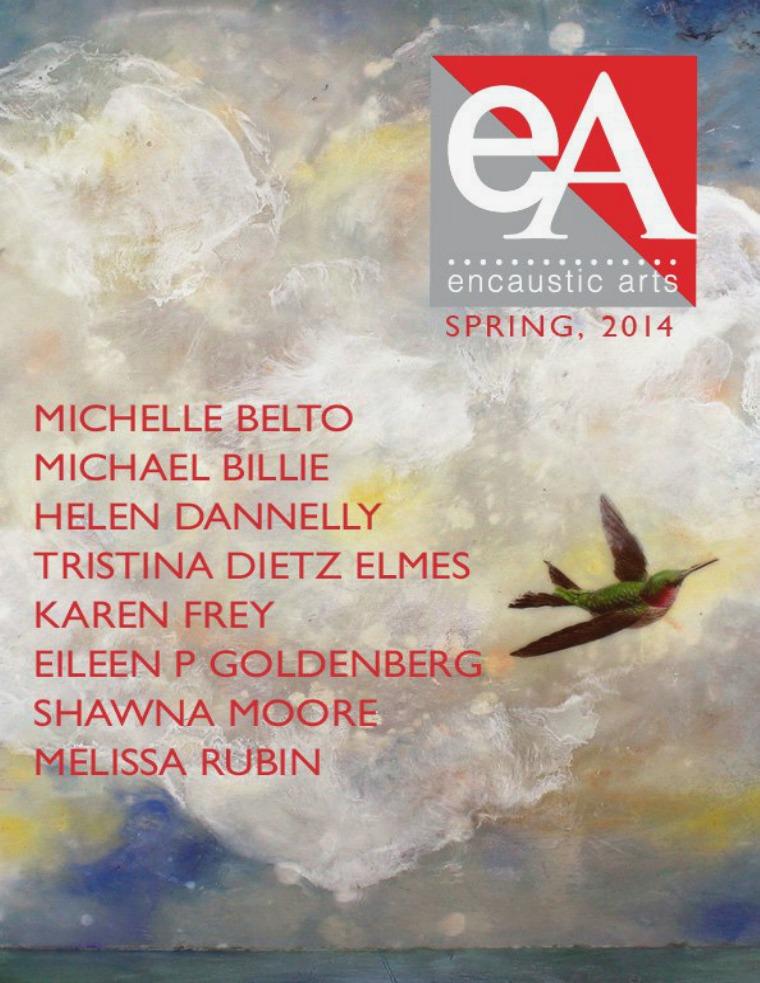 Encaustic Arts Magazine Spring 2014