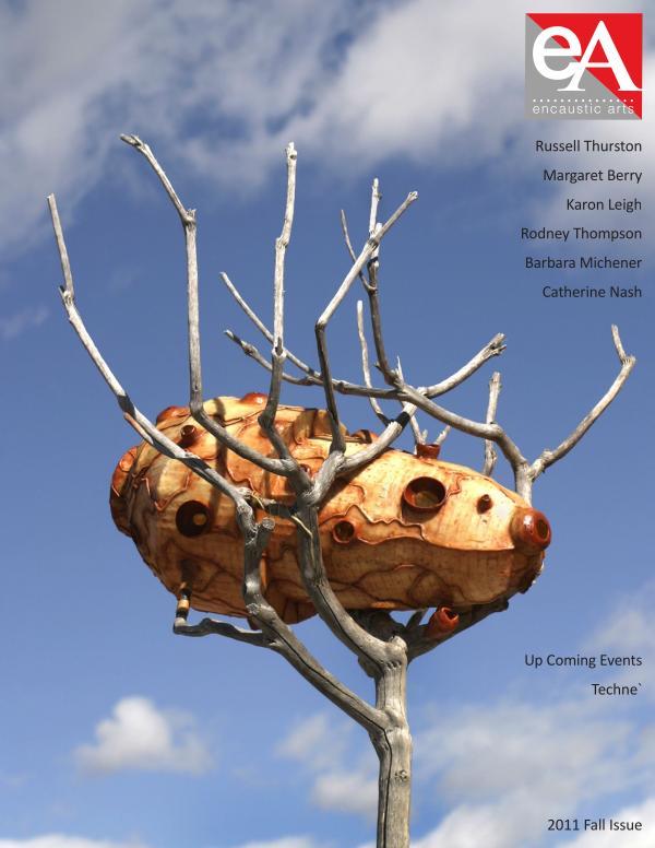 Encaustic Arts Magazine Winter 2011