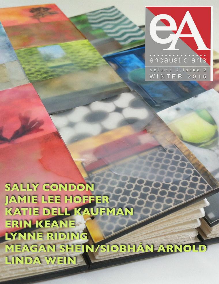Encaustic Arts Magazine Winter 2015
