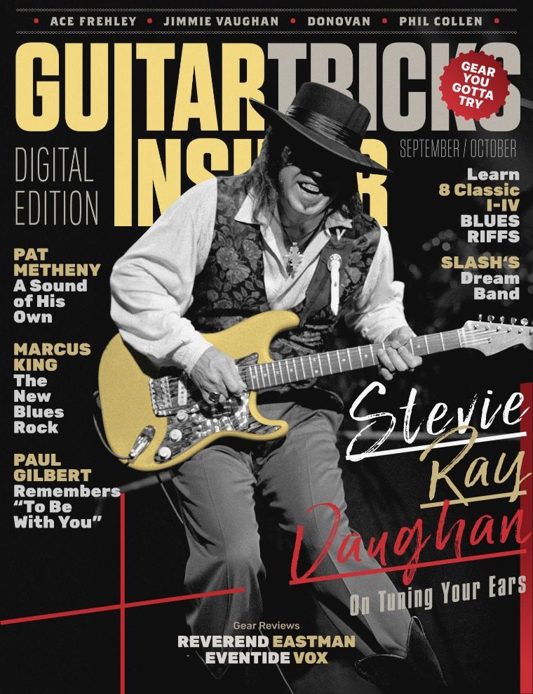 September / October Issue