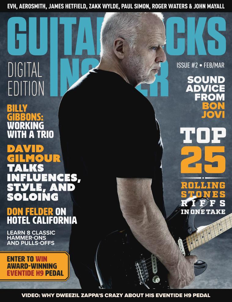 Guitar Tricks Insider February/March Digital Edition