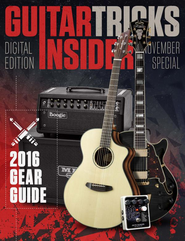 Gear Reviews of 2016