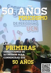 50 años periodismo UCN