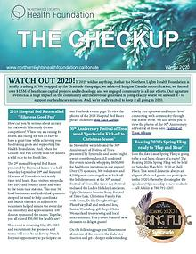 The Checkup Fall Winter 2019 Newsletter