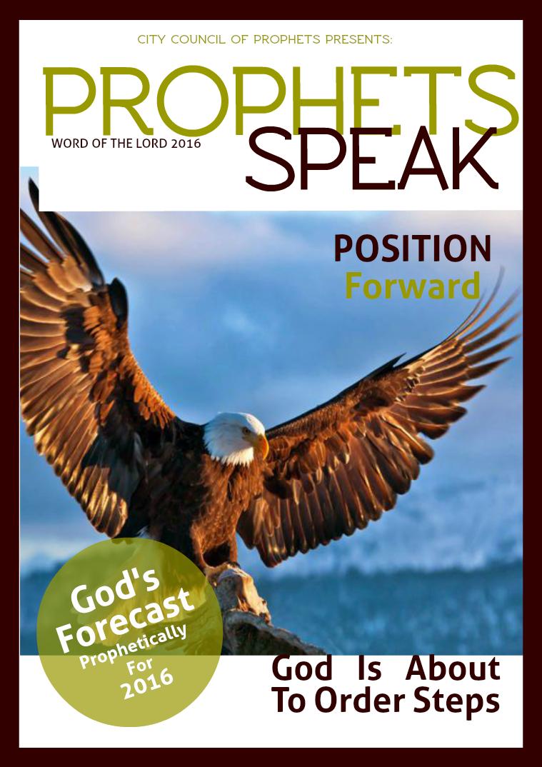 City Of Prophets Speak Vol.1