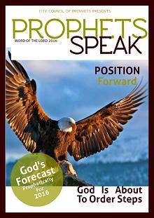 City Of Prophets Speak