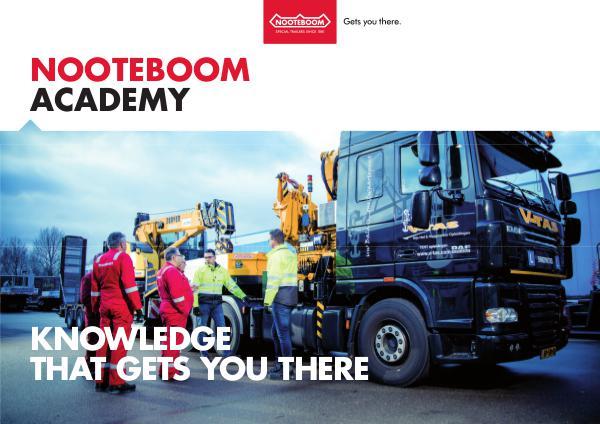 Nooteboom Documentatie Nederlands Nooteboom Academy
