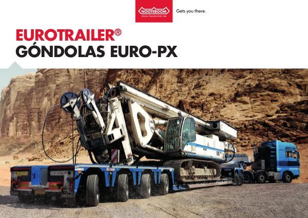 Nooteboom Documentation Español Eurotrailer low-loader