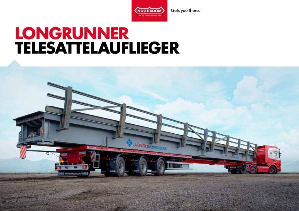Nooteboom Dokumentation Deutsch Teletrailer Longrunner
