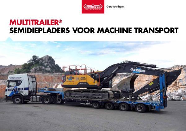 Nooteboom Documentatie Nederlands OSD-73-04 semidiepladers voor machinetransport