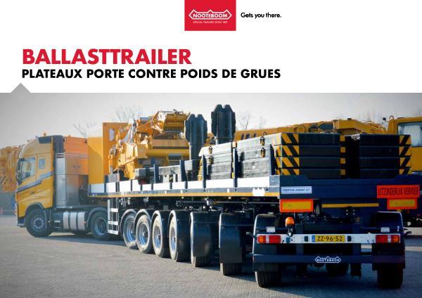 Nooteboom Documentation Francais Ballasttrailer