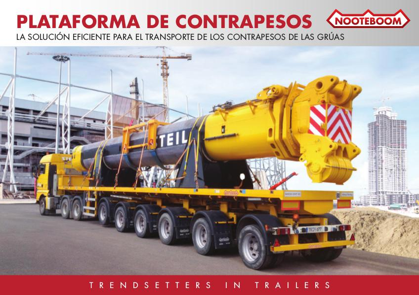 Nooteboom Documentation Español Ballasttrailer