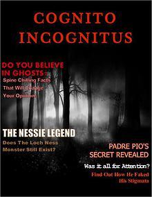 Cognito Incognitus Paranormal Magazine
