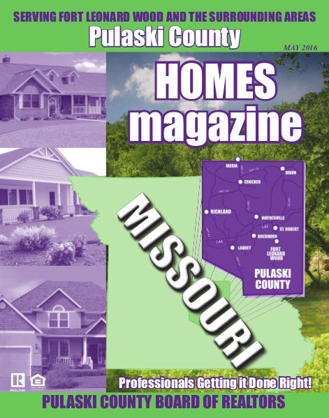 PCBOR HOMES MAGAZINE 2016