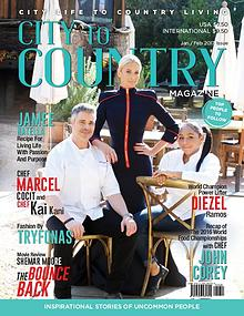 City To Country Magazine Jan/Feb 2017