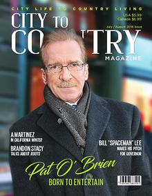City To Country Magazine July/Aug 2016