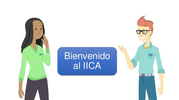 ¿Qué es el IICA? 001