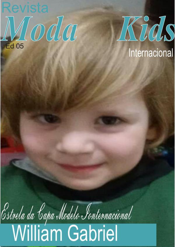 Moda Kids Internacional William Gabriel