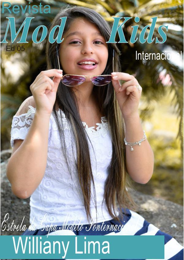 Moda Kids Internacional Williany Lima