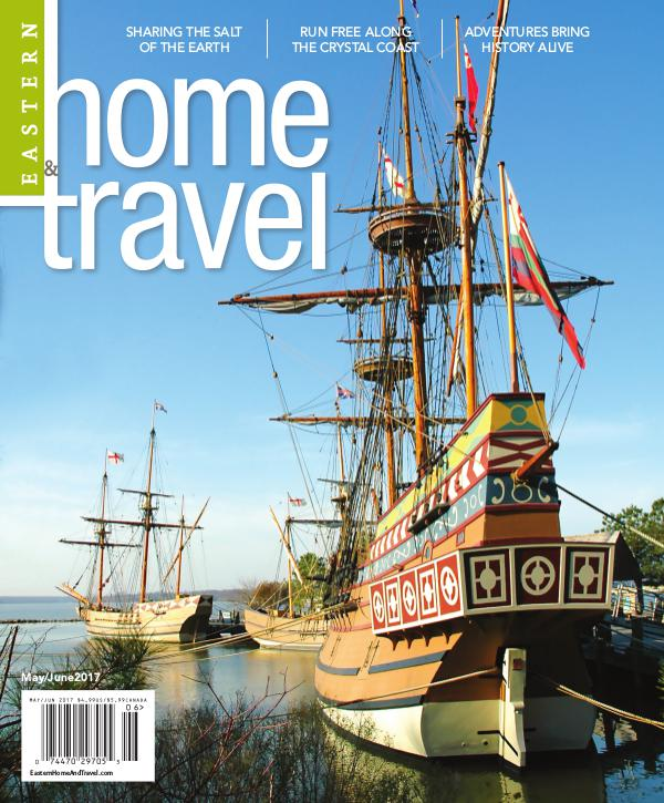 Eastern Home & Travel May/June 2017