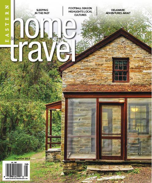 Eastern Home & Travel Sept/Oct 2015