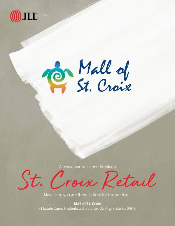 Market Square St Croix Brochure Market Square St Croix Brochure