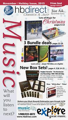 HBDirect.com Classical & Jazz CDs & DVDs