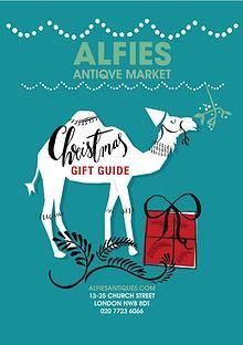 Alfies Christmas Gift Guide 2017