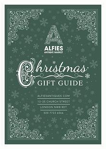 Alfies Gift Guide 2016