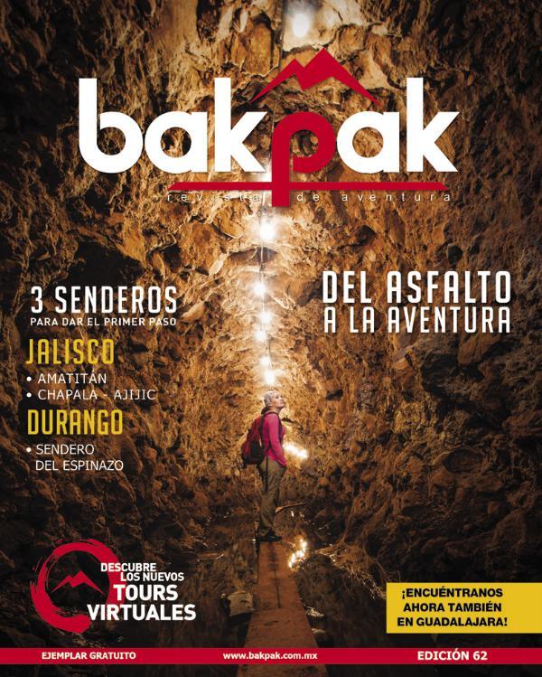Bakpak Revista de Aventura Bakpak 62